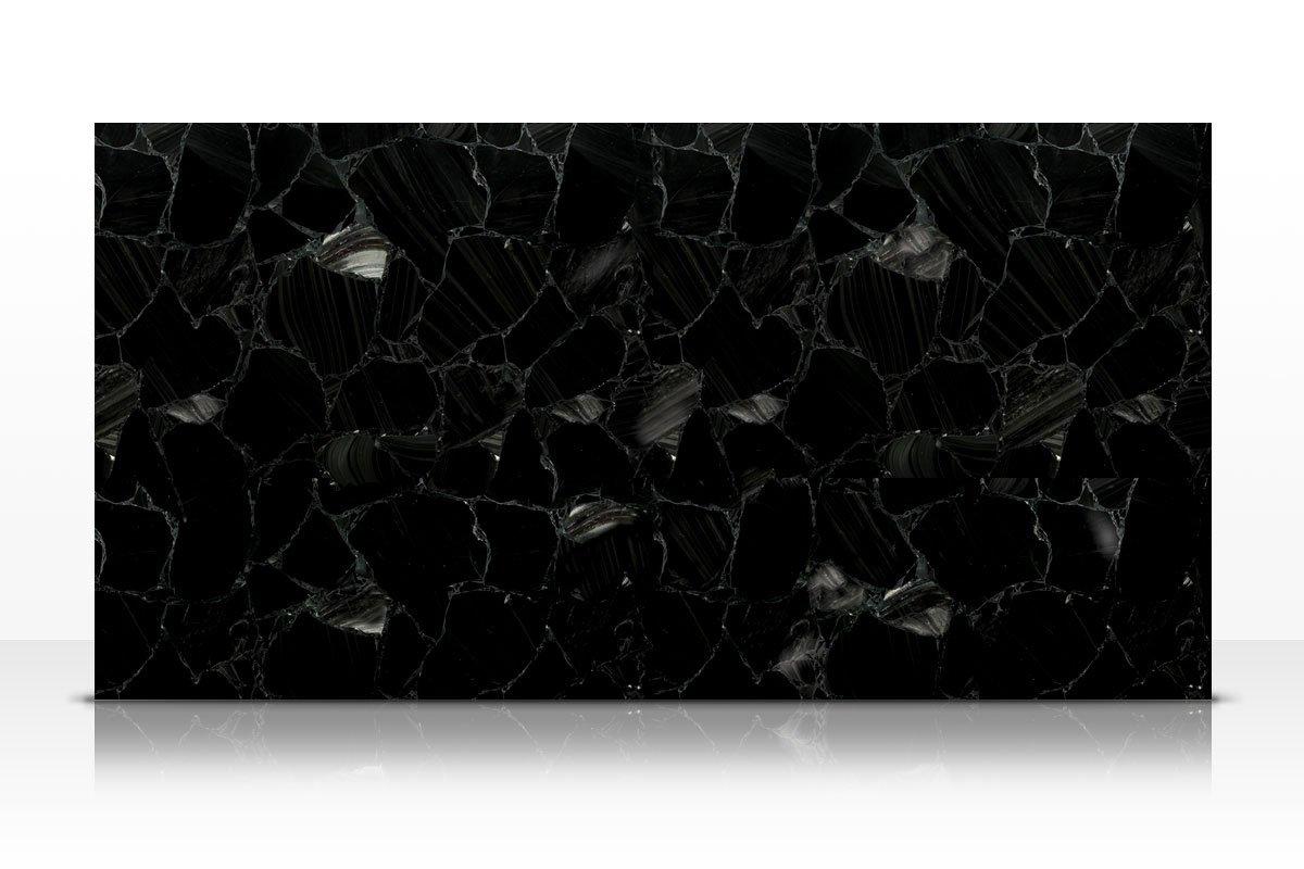 Black obsidian galleria of stone arizona for Azerocare