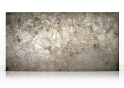 Classic quartz backlit