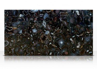 Wild agate black