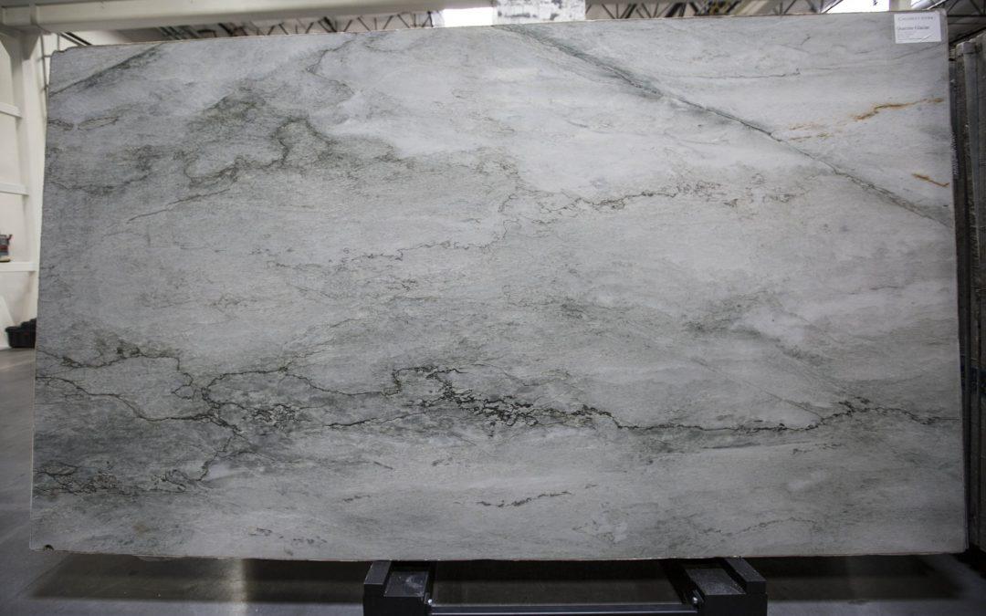 Quartzite Glacier