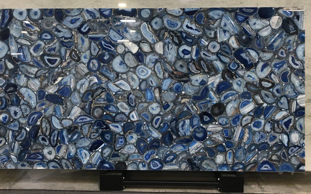 Blue Agate-Precioustone