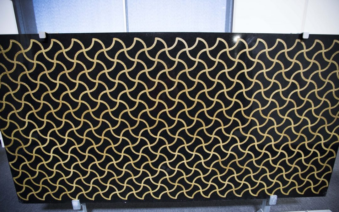 Wave Gold Design